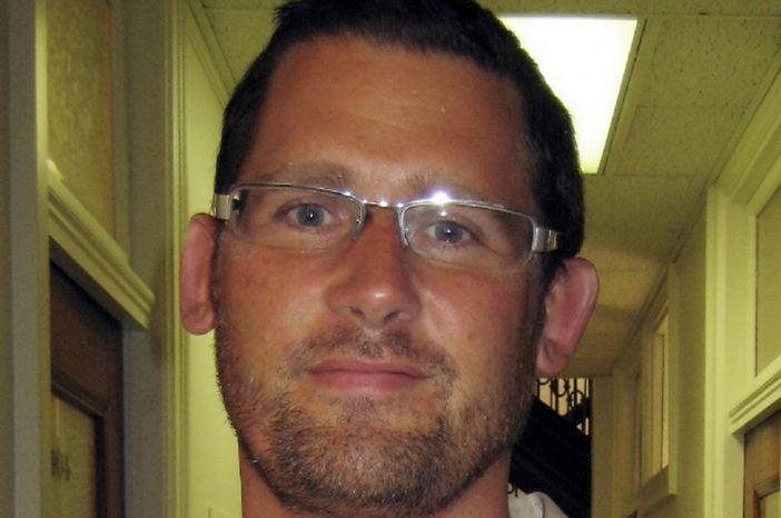 Ryan Chamberlain was arrested near Crissy Field.