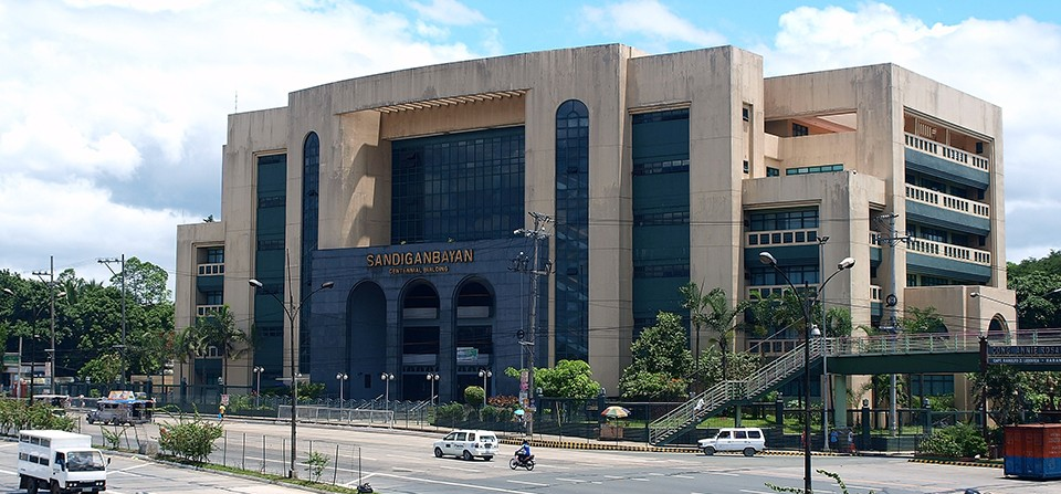 Sandiganbayan Building along Commonwealth, Quezon City. (Photo courtesy of DGR Law Offices.)
