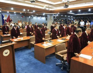 Senate of the Philippines. Photo courtesy of issue.ph.