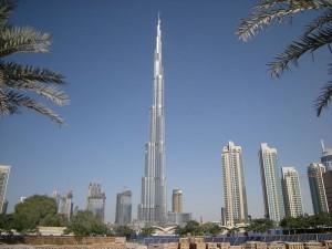 Burj Khalifa. Photo by Leandro Neumann Ciuffo / Flickr.