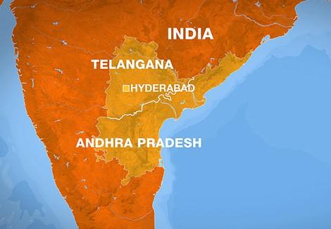 Telangana, India. Photo from YesPunjab.com