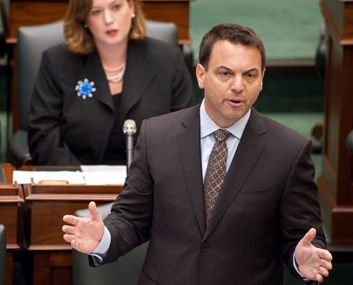 Tim Hudak. Photo courtesy of Hudak's official Facebook page.