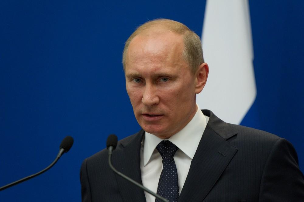 Russian President Vladimir Putin (Frederic Legrand / Shutterstock)