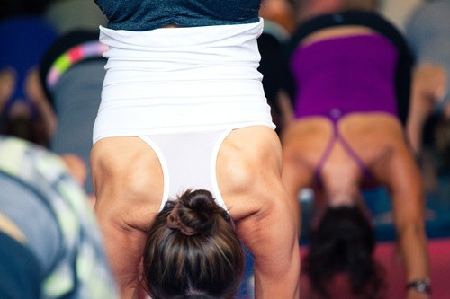 Photo courtesy of LuluLemon Yoga Wear