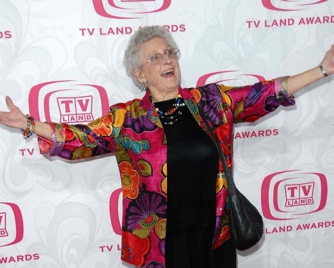 Ann B. Davis at the 5th Annual TV Land Awards. Barker Hangar, Santa Monica, California in 2007. s_bukley / Shutterstock