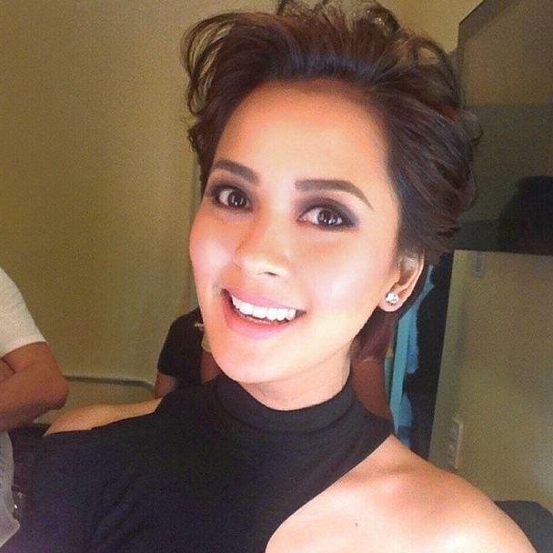 Host Bianca Gonzales. Photo courtesy of @iamsuperbianca on Instagram.
