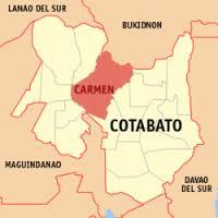 Map of Cotabato / Wikipedia Photo