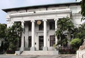 Department of Justice. Photo courtesy of doj.gov.ph
