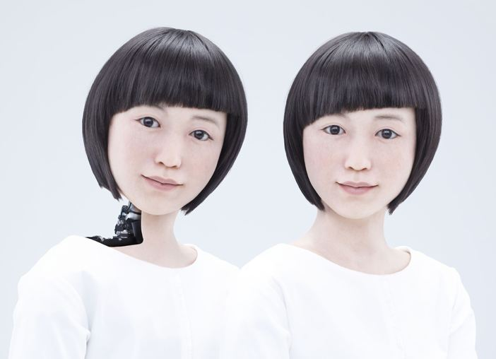 Kodomoroid, a robot news presenter that resembles a human childNational Museum of Emerging Science and Innovation (Miraikan)