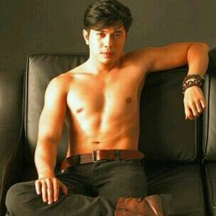 Paulo Avelino (Facebook photo)