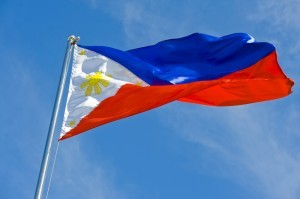 Flag of the Republic of the Philippines (Shutterstock photo)