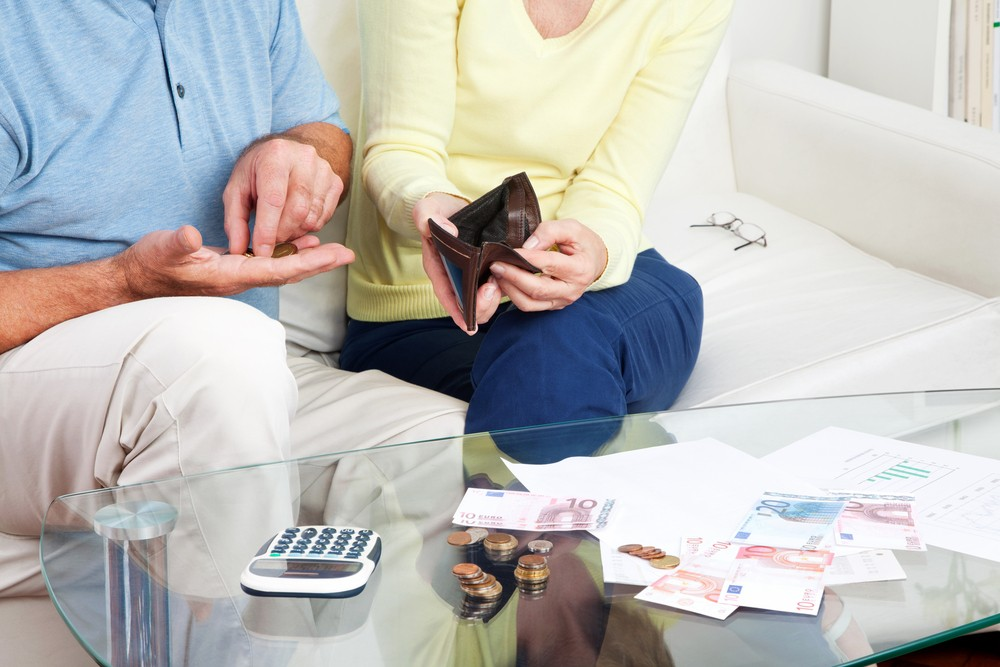finances shortage money provision insurance