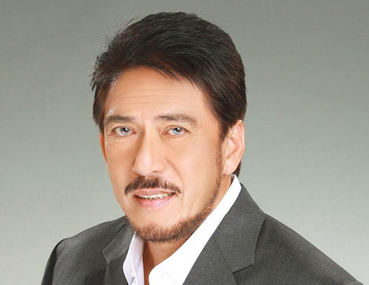 Sen. Vicente 'Tito' Sotto III. Photo courtesy of Inside Pinoy Showbiz.