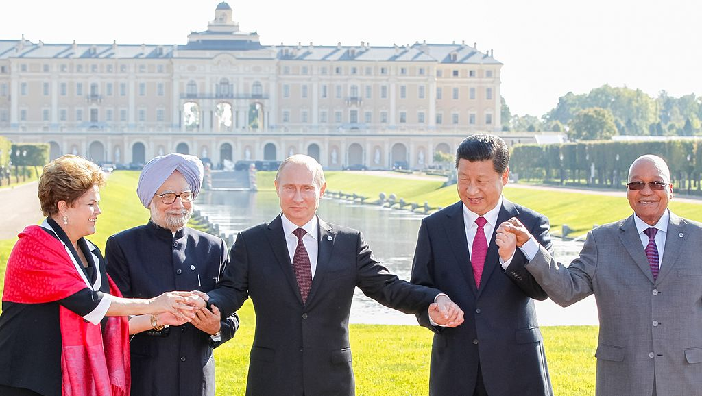 BRICS Summit: Chinese Prez Jinping meets PM Modi, recounts Panchsheel, its principles