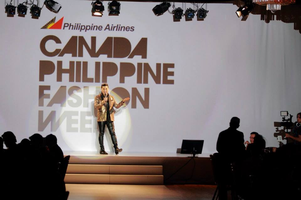 Jeff Rustia, Executive Director and Founder of Canada Philippine Fashion Week/ Photos by Solon Licas