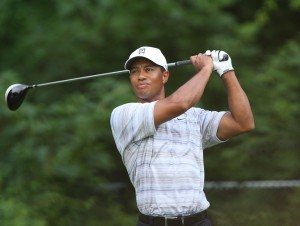 Tiger Woods. Photo by Keith Allison / Flickr.