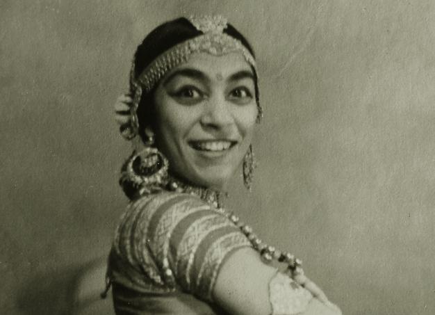 Zohra Sehgal. Photo from aeshadatta.wordpress.com.