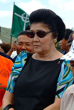 Wikipedia photo of Imelda Marcos