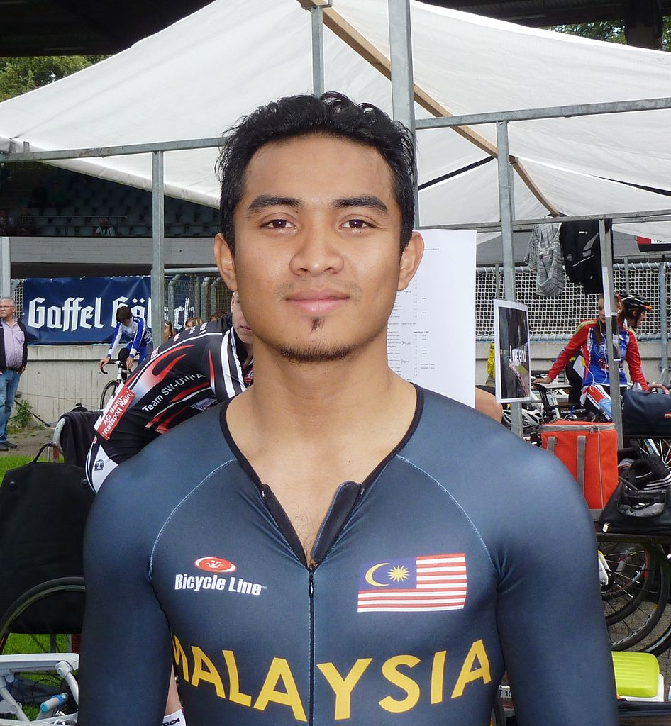 Azizulhasni Awang. Photo by Nicola / Wikimedia Commons.