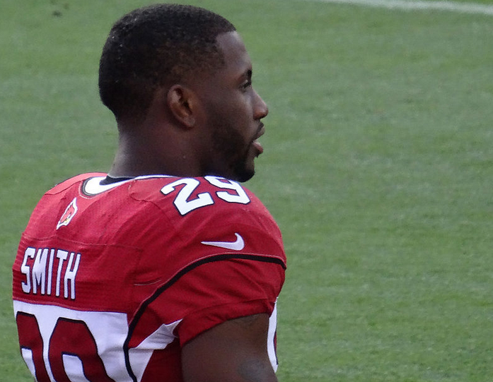 Former Arizona Cardinals runningback Alfonso Smith signs with the 49ers (Wikipedia photo)