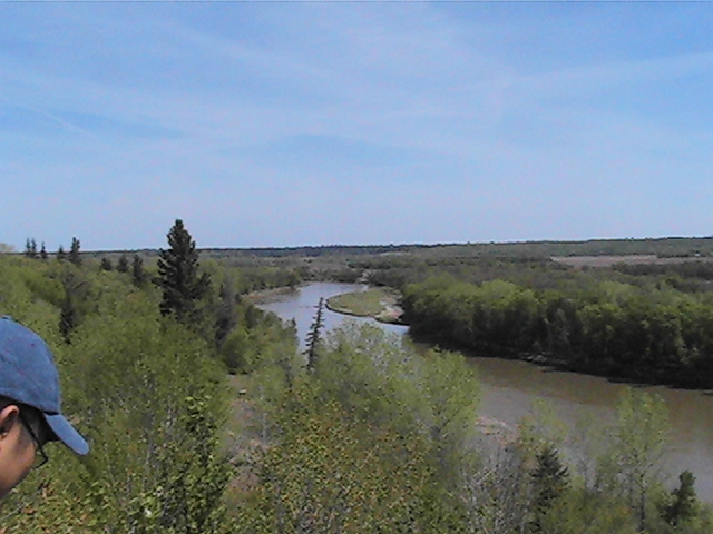 Assiniboine River. Photo by Doudouliu / Wikimedia Commons.