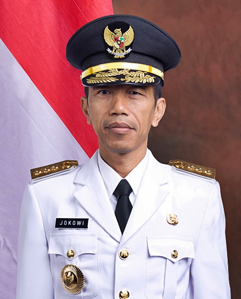 Joko Widodo. Photo by Pemerintah Provinsi DKI Jakarta / Wikimedia Commons.