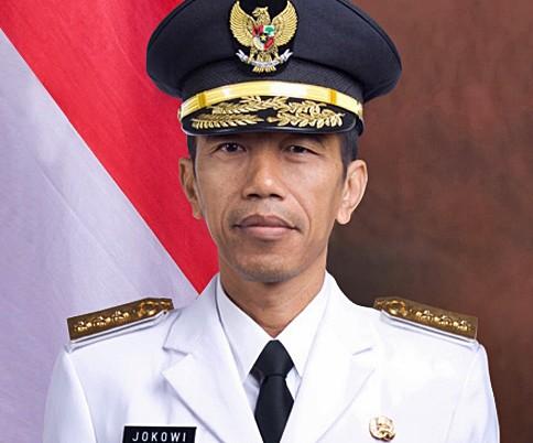President Joko Widodo of Indonesia