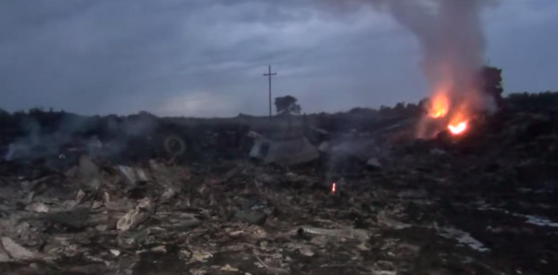 Screenshot of RT footage