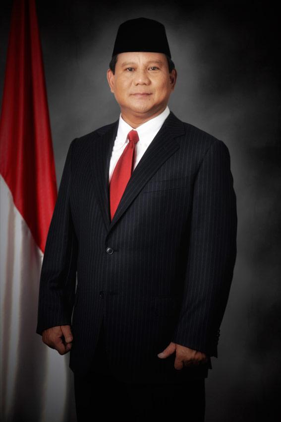Prabowo Subianto Indonesia