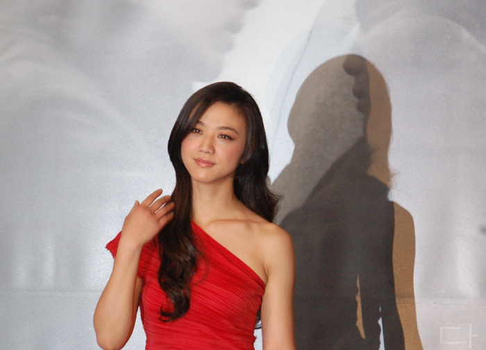 Actress Tang Wei. Photo by 박재환 / kinocine.com / Wikimedia Commons.