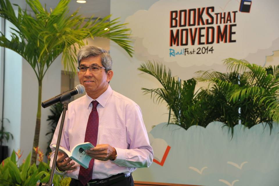 Minister Yaacob Ibrahim. Photo courtesy of Ibrahim's official Facebook page.
