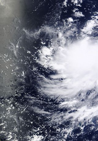 Satellite Image of Tropical Storm Glenda / Rammasun (Wikipedia photo)