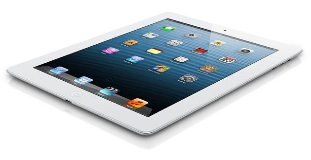 iPad may cause rashes? (photo courtesy of Apple)