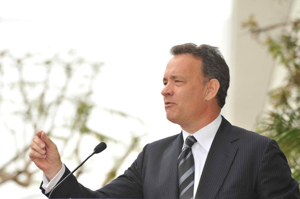 Award-winning actor Tom Hanks (Jaguar PS / Shutterstock)