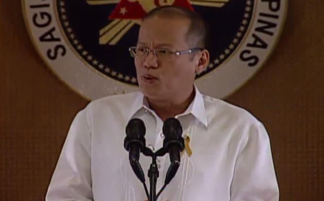 Pres. Benigno Simeon Aquino III (Malacañang Photo Bureau)