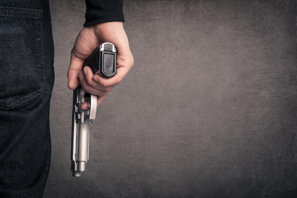 murder gun shooting