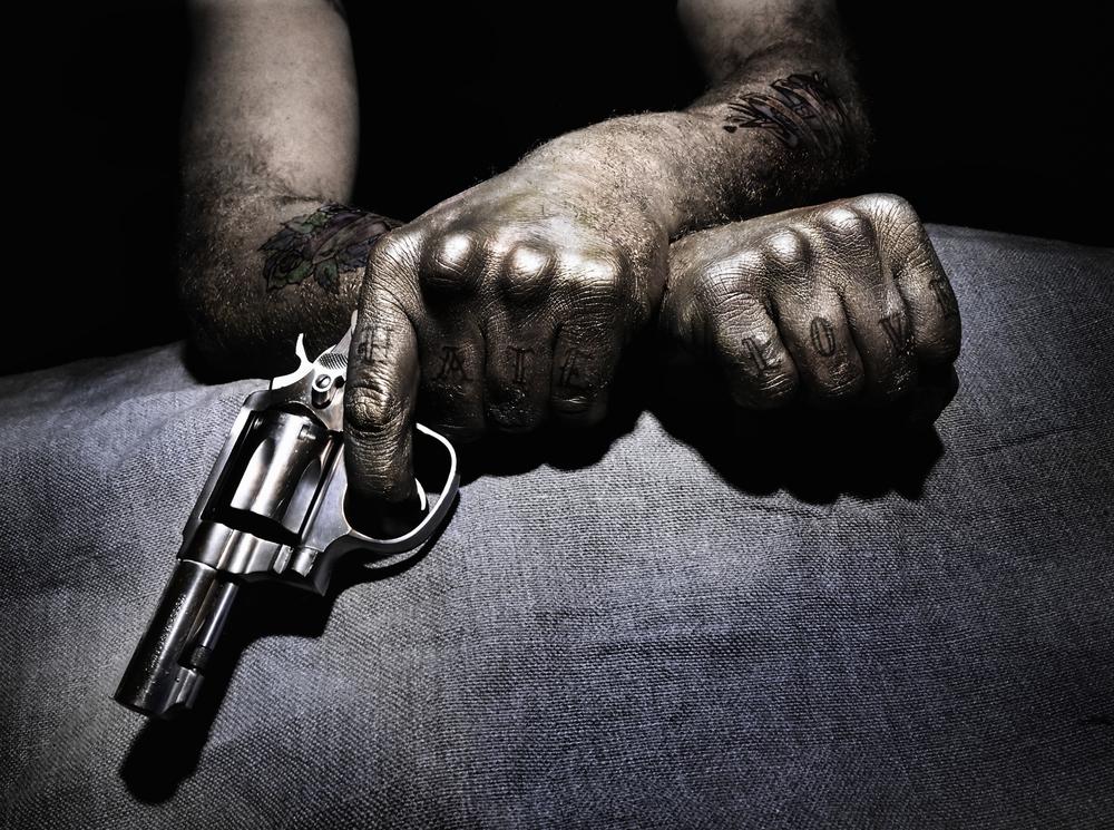 gang violence crime gun