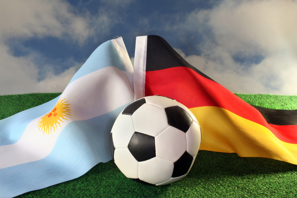 argentina germany fifa soccer football world cup
