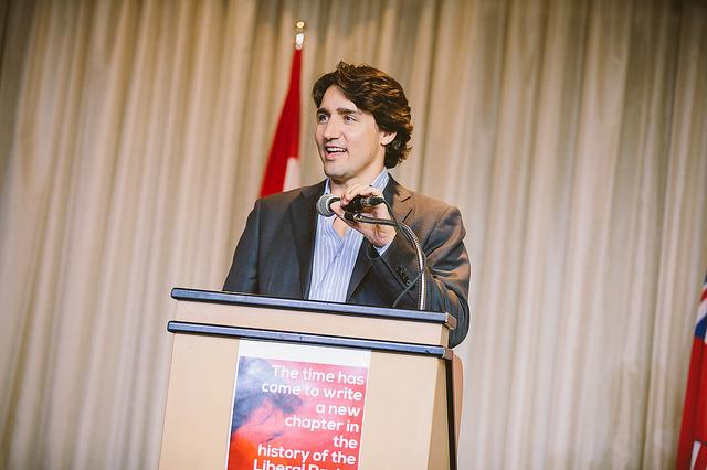 Justin Trudeau. Photo by Taha Ghaznavi / www.projectedlife.com / Flickr.