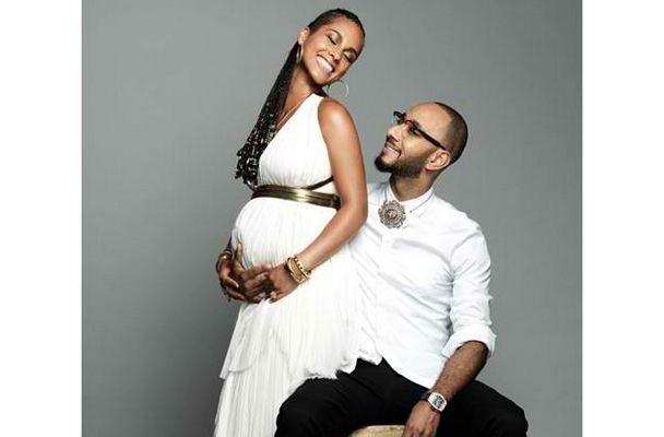 Alicia Keys pregnant