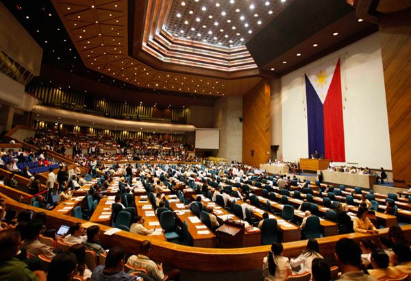 Congress of the Philippines. (Malacanang stock photo)