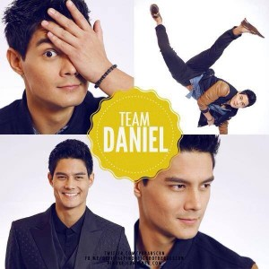 TEAM DANIEL celebrated at Daniel Matsunaga was declared the winner of 'Pinoy Big Brother: All In' on Sunday night. (Facebook photo)