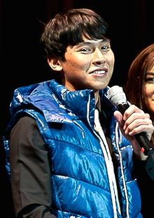 Enchong Dee at the Star Magic Tour, April 2011 (Wikipedia photo)