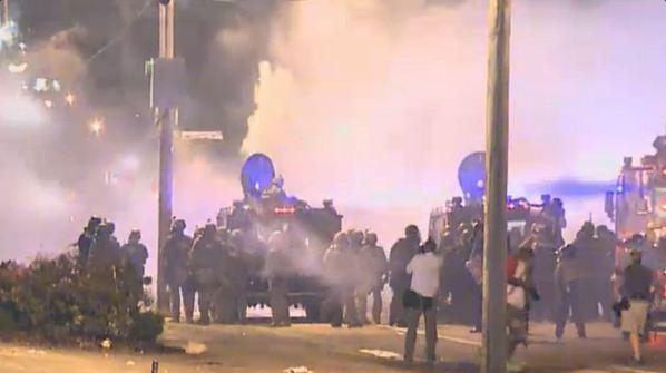Ferguson, Missouri (Photo courtesy of Occupy Congress / Twitter)