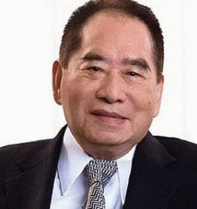 Henry Sy. Wikipedia Photo