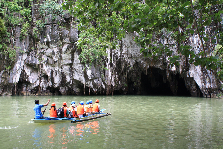 Puerto Princesa Underground River (Wikipedia photo)