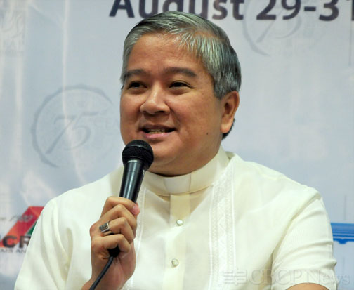Archbishop Socrates B. Villegas (CBCP News photo)