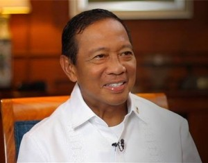 Vice President Jejomar Binay (Photo from Binay's official Facebook page)
