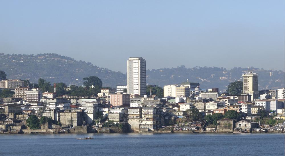 Freetown, Sierra Leone (ShutterStock)