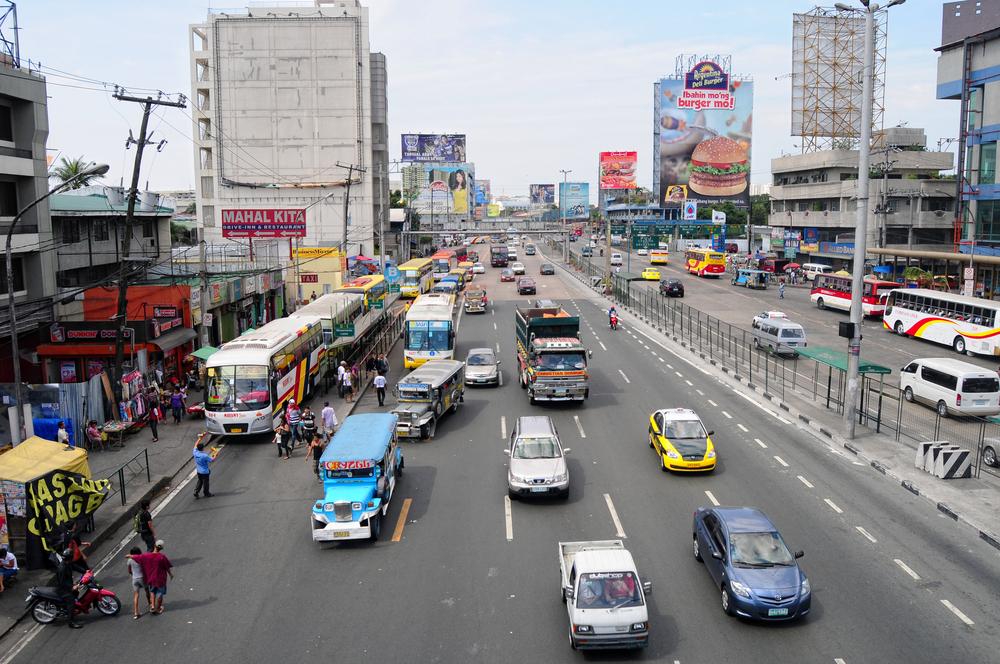 Metro Manila traffic (Viet Images / Shutterstock)